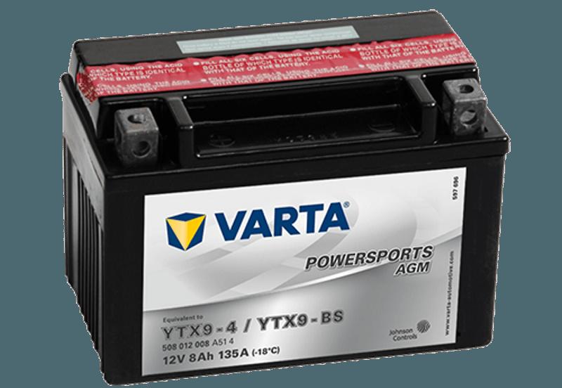 varts powersports bateria