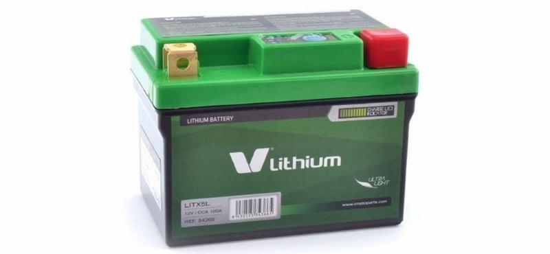 baterias de litio para motos electricas